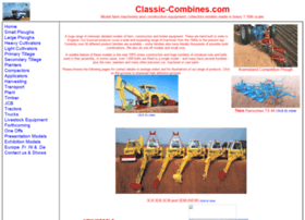 classic-combines.com