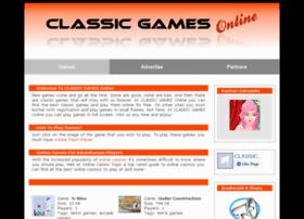 classic-games-online.com