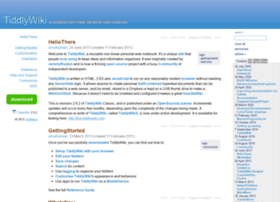 classic.tiddlywiki.com