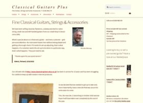 classical-guitars-plus.co.uk
