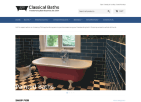 classicalbaths.co.uk