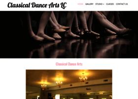 classicaldanceartslc.com
