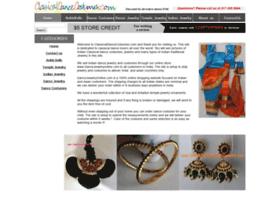classicaldancejewelry.com