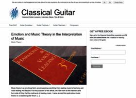 classicalguitarblog.net