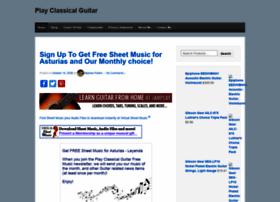 classicalguitartdh.com