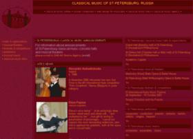 classicalmusic.spb.ru