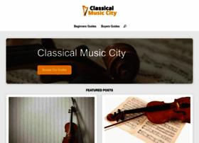 classicalmusiccity.com