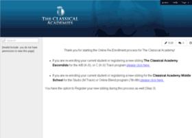 classicalreenrollment.tcawiki.com