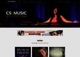 classicalsinger.com