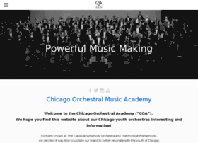 classicalsymphonyorchestra.org