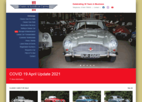 classicandsportscar.ltd.uk