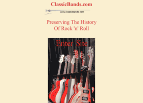 classicbands.com
