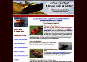 classicboat.com