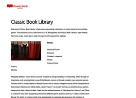classicbook.info