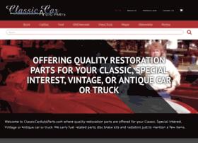 classiccarautoparts.com