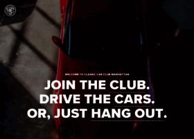 classiccarclubmanhattan.com