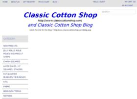 classiccottonshop.com