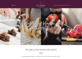 classicfinefoods.com