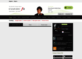 classicfm.co.uk