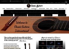 classicguitar.com