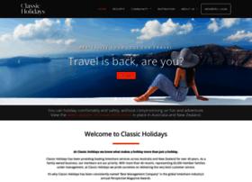 classicholidayclub.com.au