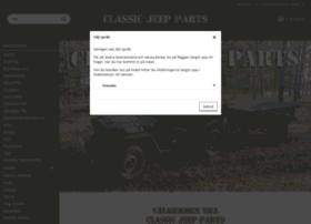 classicjeepparts.com