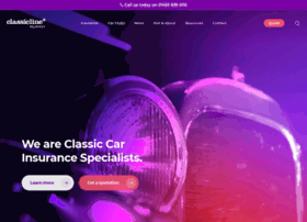 classiclineinsurance.co.uk