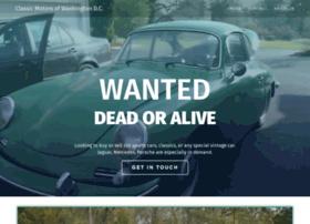 classicmotorsdc.com