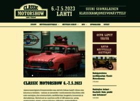 classicmotorshow.fi