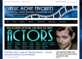 classicmoviefavorites.com