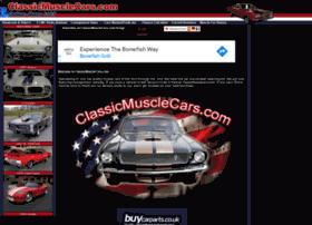 classicmusclecars.com