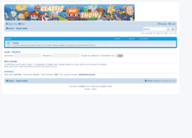classicnickshows.net