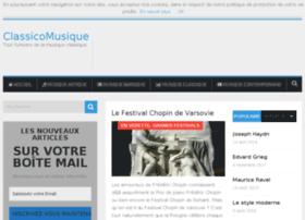 classicomusique.com