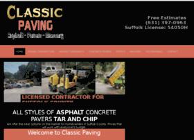 classicpavinginc.com
