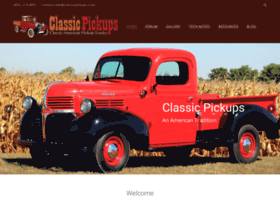 classicpickups.com