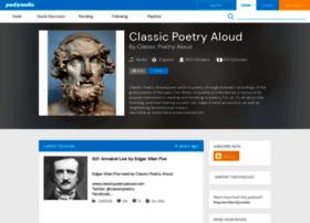 classicpoetryaloud.podomatic.com