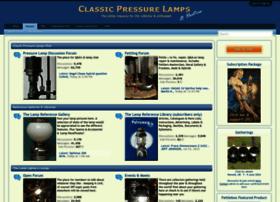 classicpressurelamps.com