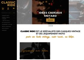classicride.fr