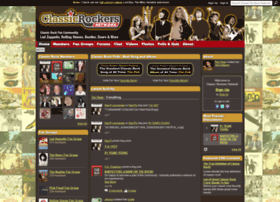 classicrockersnetwork.com