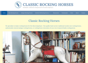 classicrockinghorses.co.uk