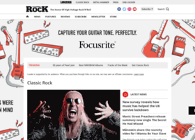 classicrockmagazine.com