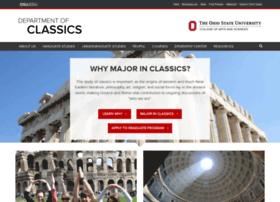 classics.osu.edu
