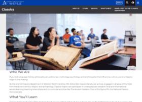 classics.unca.edu