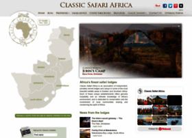 classicsafaricamps.com