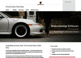 classicshop.porsche.com