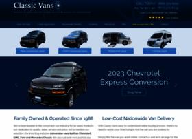 classicvans.com