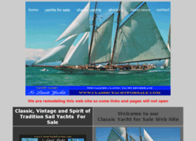 classicyachtforsale.com