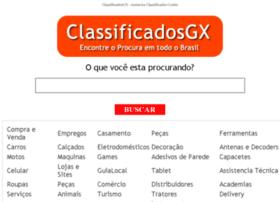 classificadosgx.com.br