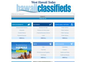 classified.westhawaiitoday.com
