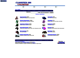 classifiedadsunlimited.com